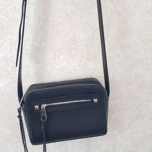 Rebecca minkoff crossbody black excellent
